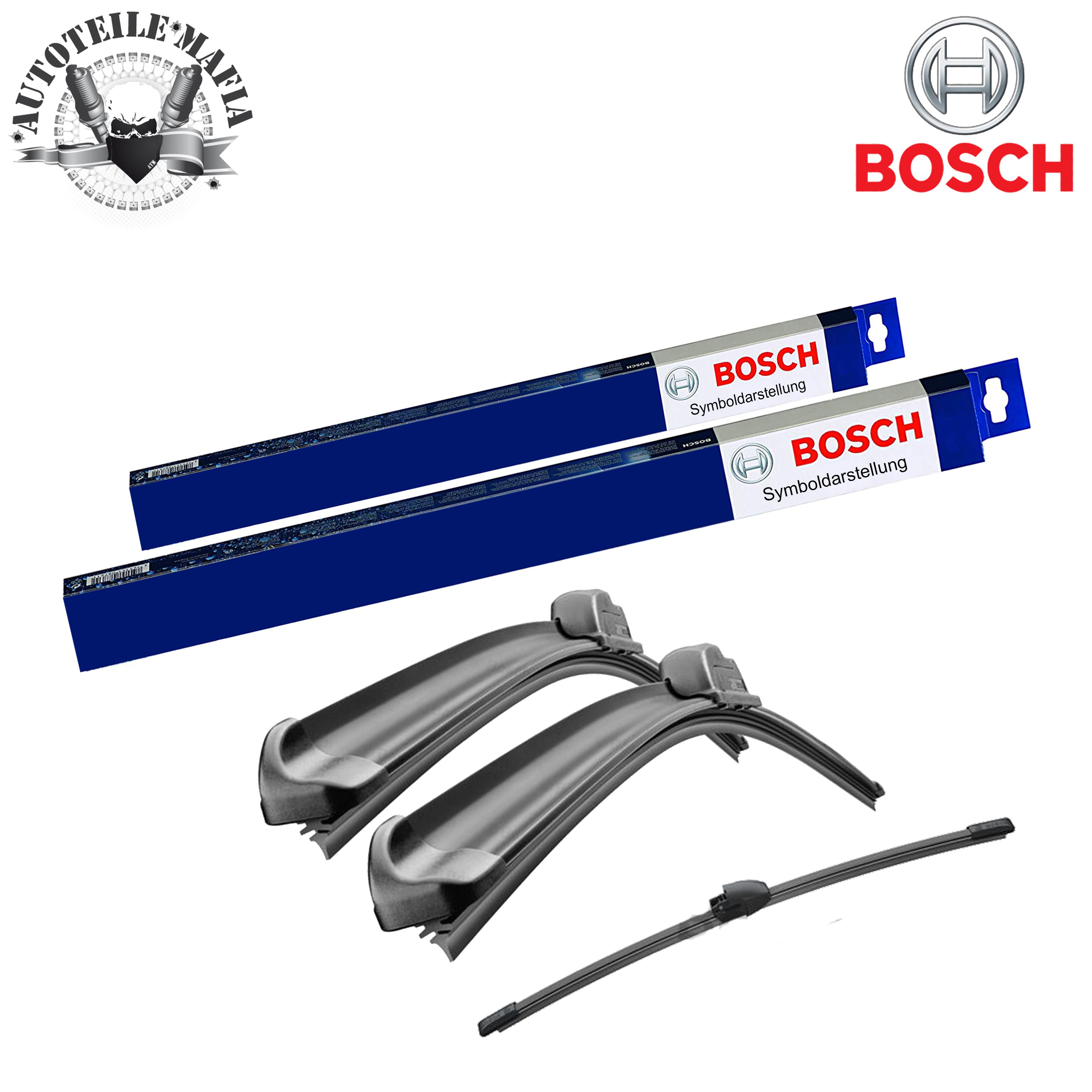 Bosch original Aerotwin Scheibenwischer Mit Heckwischer Vorne Hinten Skoda VW